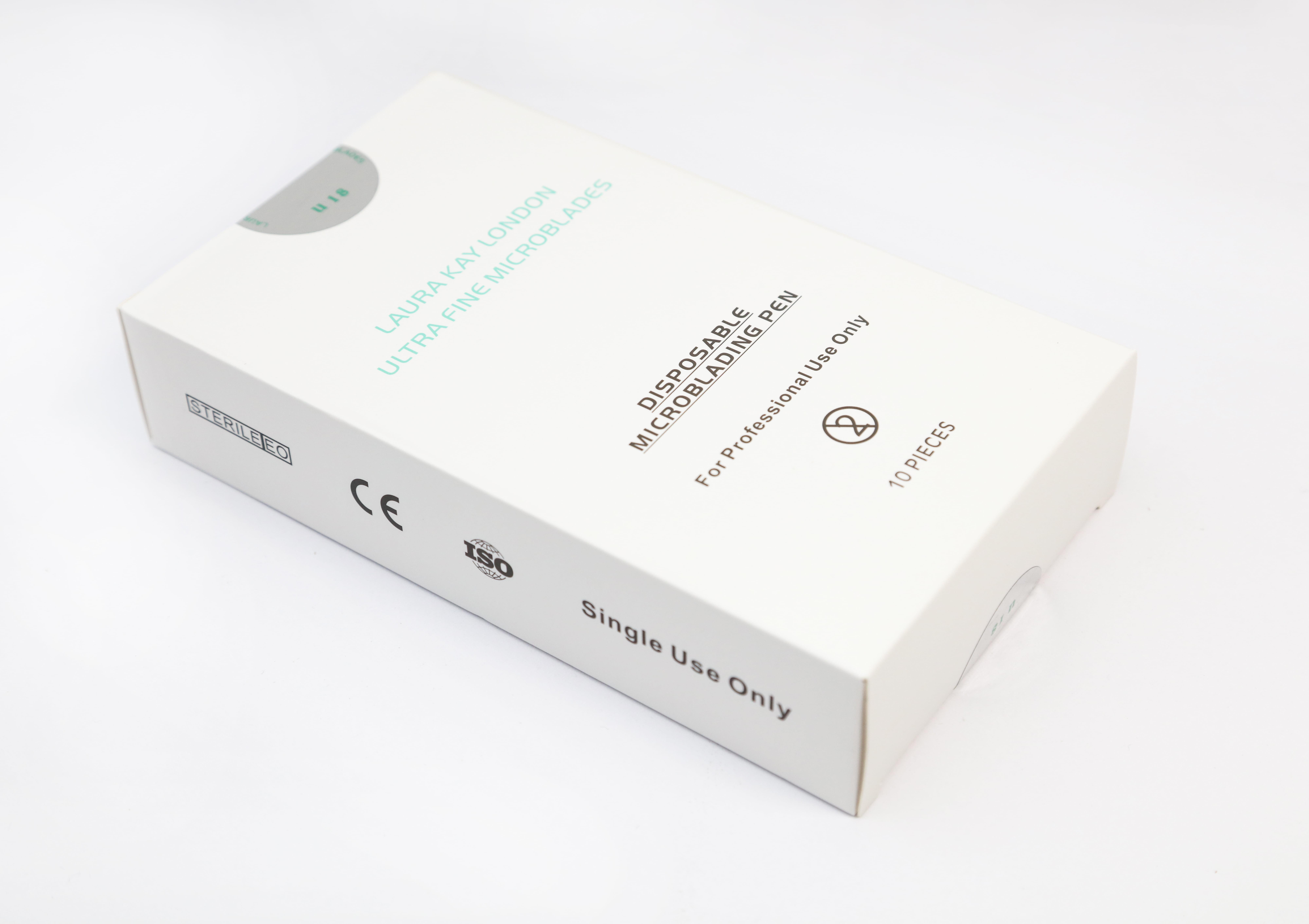 Ultra fine Nanoblades size U18 (box of 10)