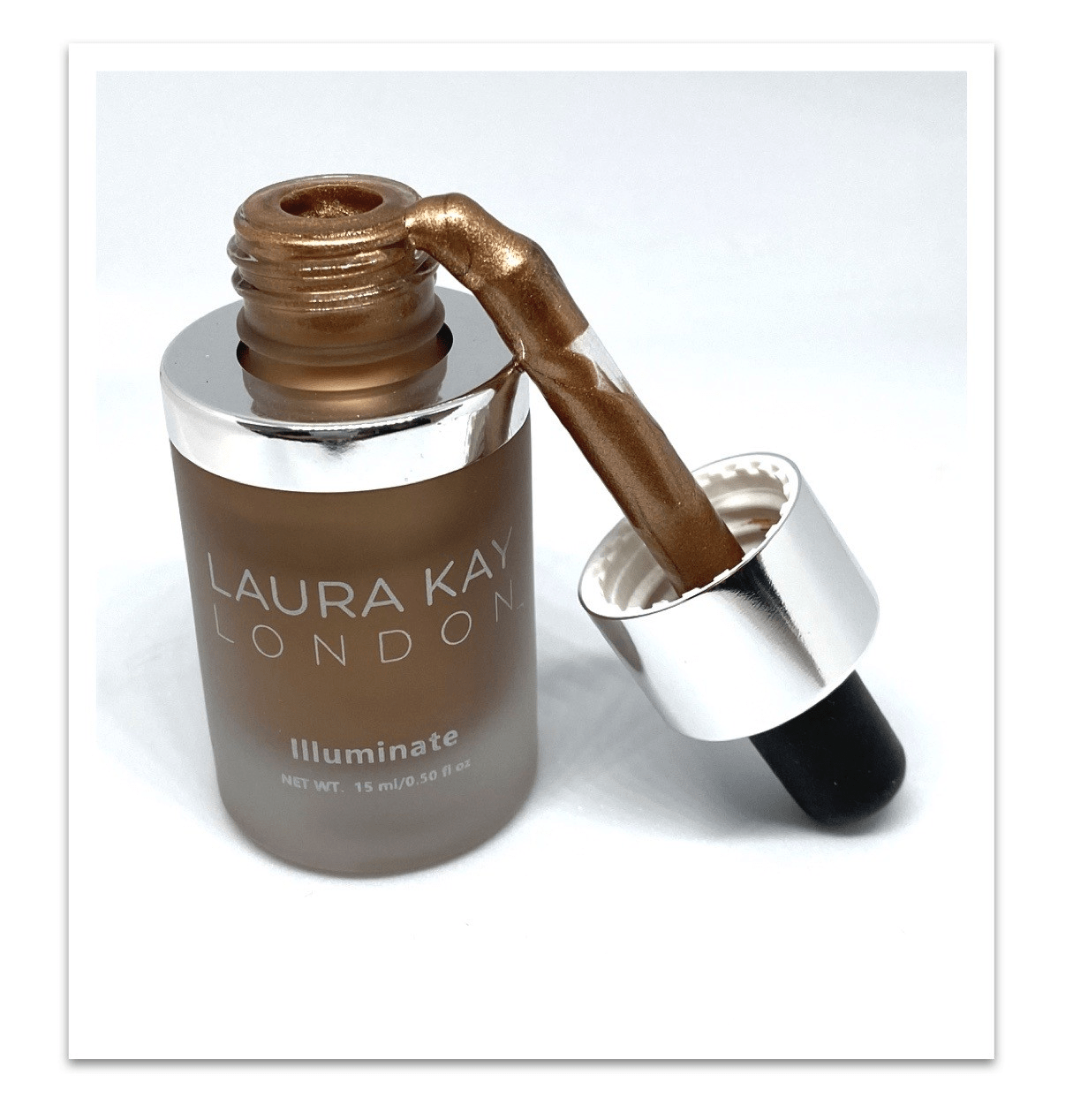 Laura Kay London Illuminate Bronze