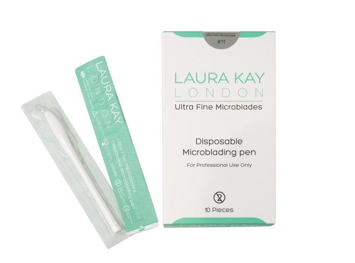 Laura Kay London Ultra Fine Nanoblades