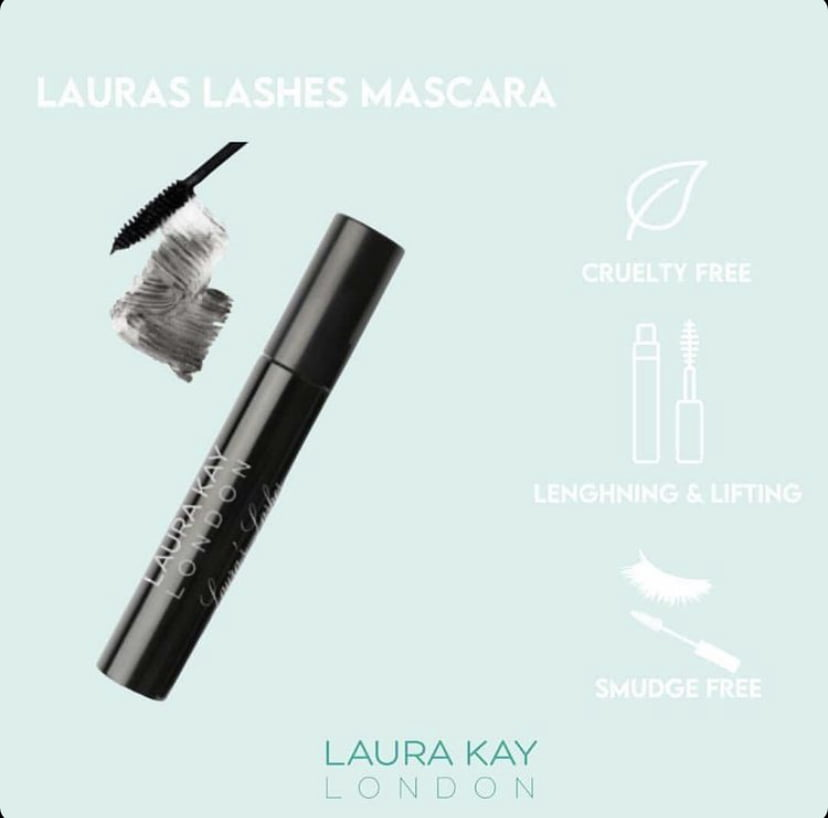LAURA'S LASHES MASCARA