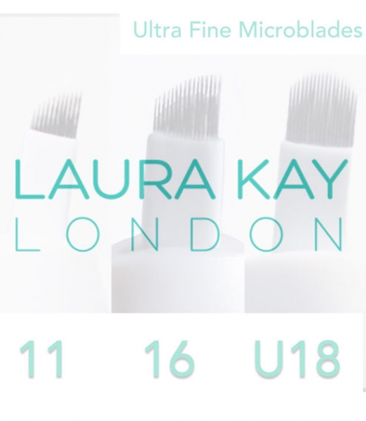 Laura Kay London Ultra Fine Nanoblades